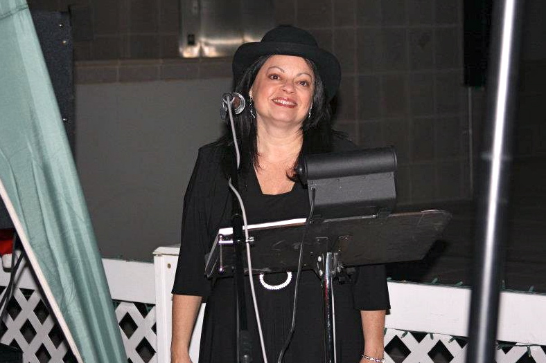 Francie Orlando - Lead Singing with The DOB Band
